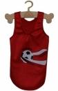 T-shirt sport czerwony POLSKA r.S(1)/1,8 kg
