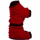 Dres czerwony BONE r.6/10kg