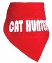 Apaszka czerwona CAT HUNTER r.2(21-24cm)