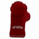 Bluza czerwona CAT HUNTER r.4/6 kg