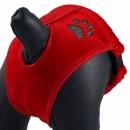 Majtki na cieczke czerwone PAW r.1(XS)(30-38cm)