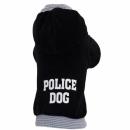 Bluza czarna POLICE DOG r.0/1,3 kg