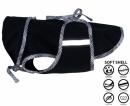 Derka czarna SOFTSHELL r.9/45cm