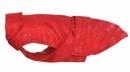 Peleryna czerwona odblask r.XL/60cm