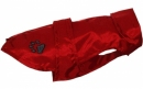 Peleryna przeciwdeszczowa czerwona PAW r.4/30cm