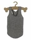 T-shirt szary PAW cyrkonia r.4/6 kg