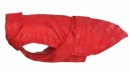 Peleryna czerwona odblask r.XXL/70cm