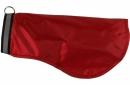 Peleryna przeciwdeszczowa czerwona r.XL/60cm