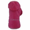Bluza różowa PRINCESS r.6/10 kg