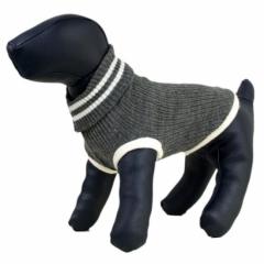 Sweterek szary r.S/20cm
