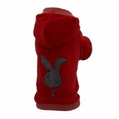 Bluza czerwona BUNNY r.0/1,3 kg
