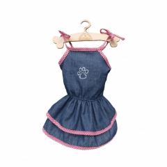 Sukienka JEANS r.2(M)2,5kg