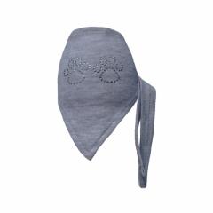 Apaszka PAW cyrkonia szara r.1(18-21cm)